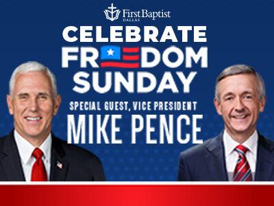 Celebrate Freedom Sunday
