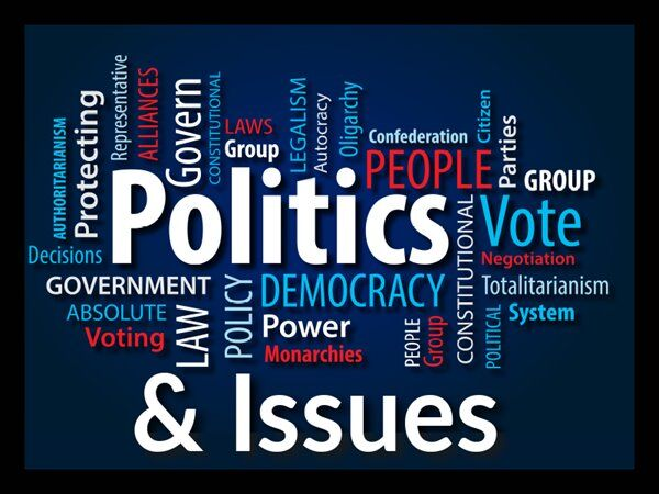 Politics & Issues with Larry Marino