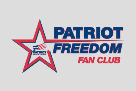 The Official Loyalty Program of FM 101.5/AM 1400 The Patriot - WDTK