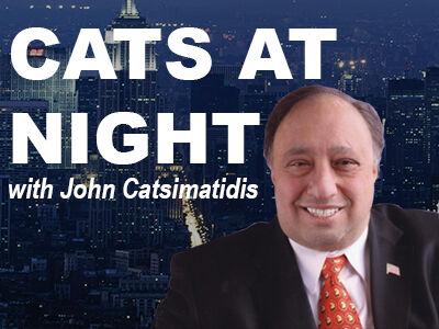 Cats at Night