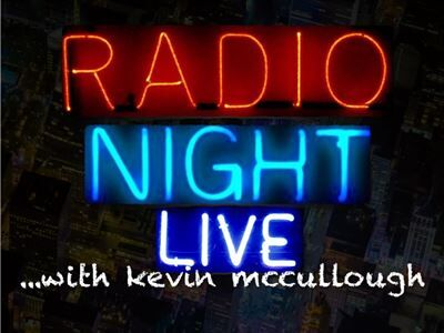 'Radio Night Live' with Kevin McCullough