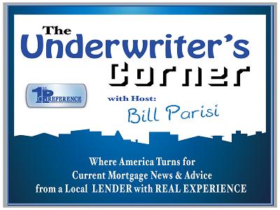 Underwriter's Corner