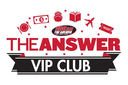 The Official Loyalty Program of 860 AM The ANSWER - KTRB