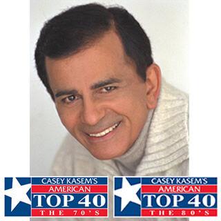 Casey Kasem | 103 3/95 9 Earth FM WRTH - Greenville, SC