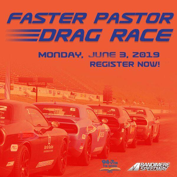 2019 Faster Pastor Drag Race