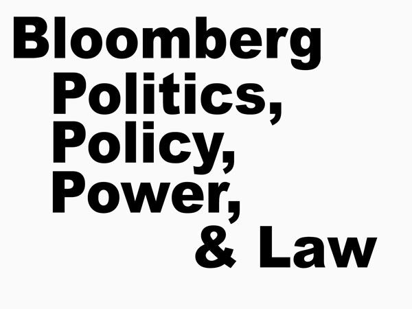 Bloomberg Politics, Policy, Power, & Law