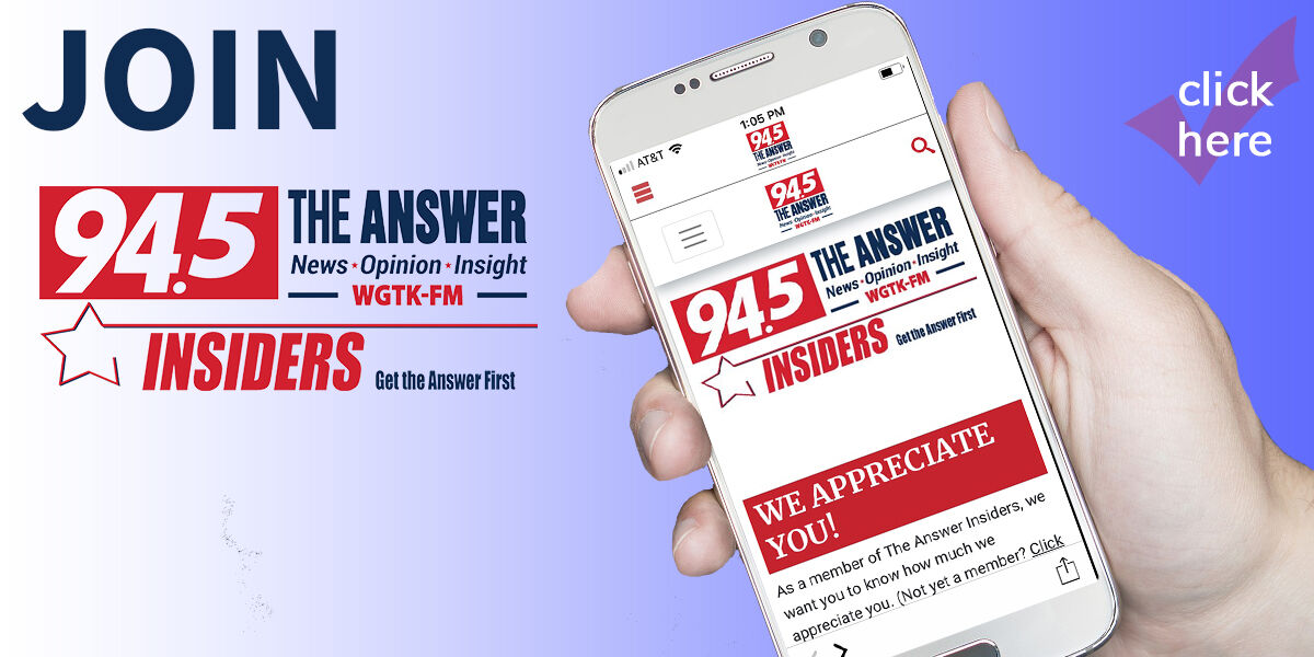 The Answer 94 5 FM - Greenville, SC