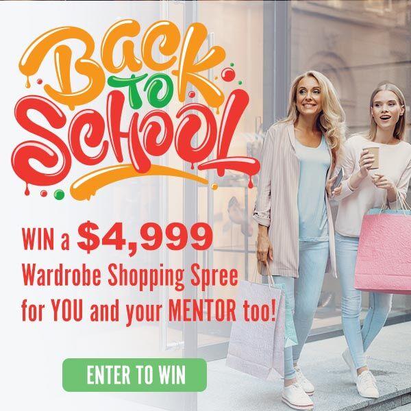 Win a $4,999 Family Wardrobe!