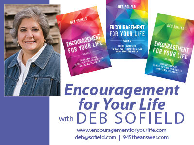 Encouragement for Your Life