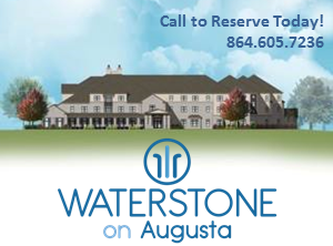 Talk of Ages – Waterstone on Augusta