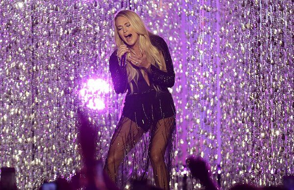 Carrie Underwood Celebrates 15th Anniversary Of Idol Audition In