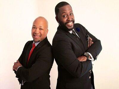 Pastor Lenny & Akintunde