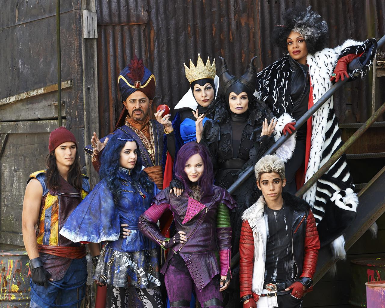 Disney to premiere 'Descendants' sequel across 5 networks