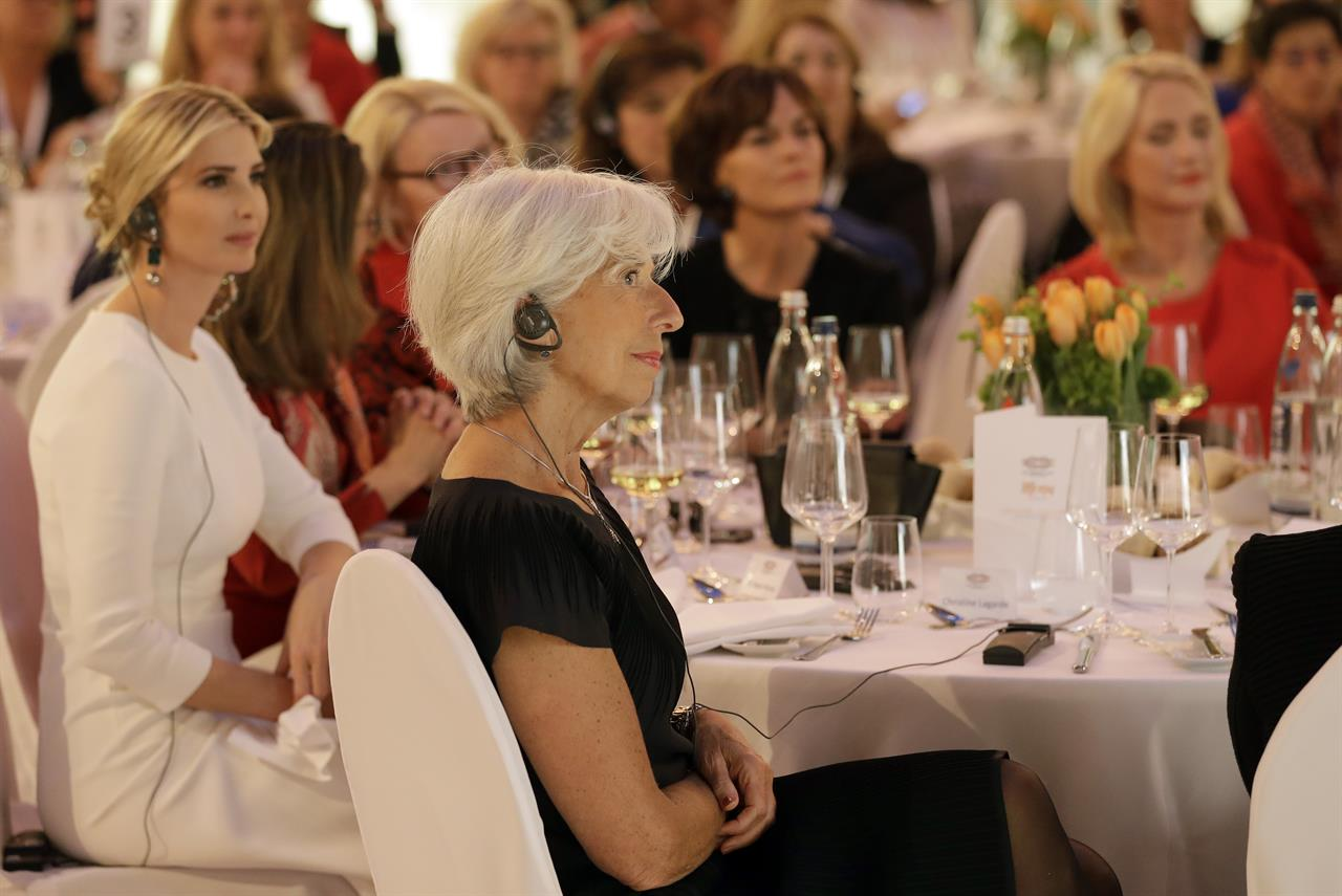 Ivanka Trump, World Bank discuss women entrepreneur fund