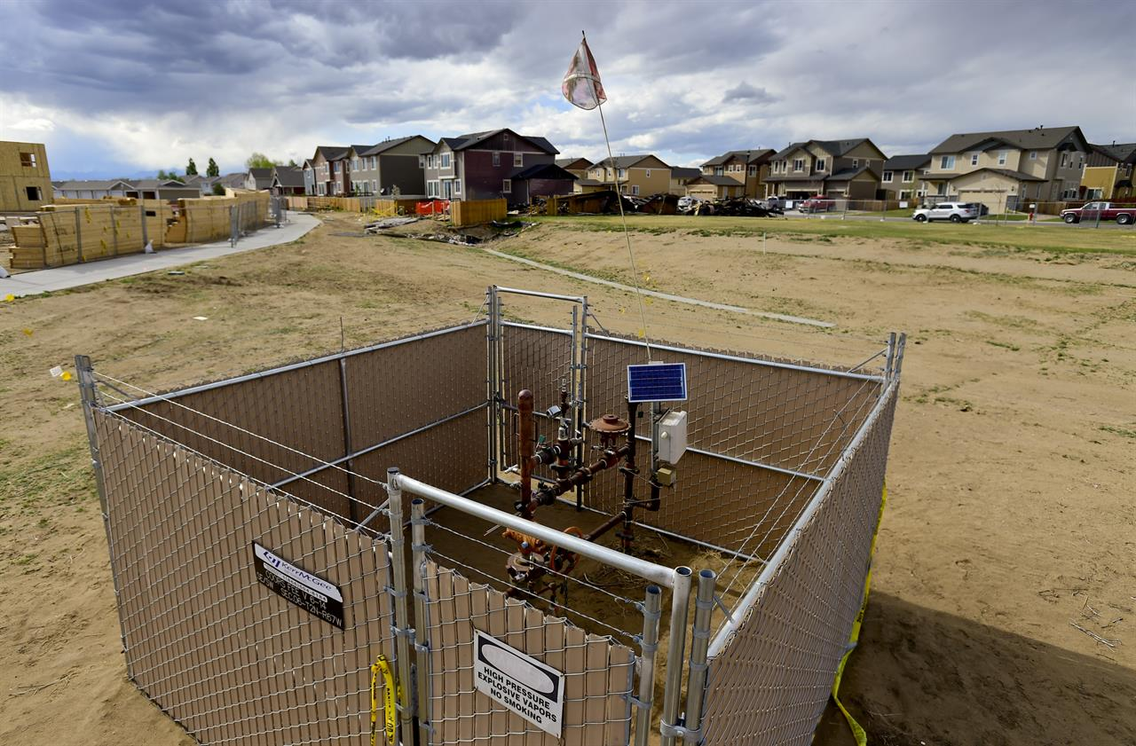 Colorado: No sign yet of well leak in fatal home explosion | AM