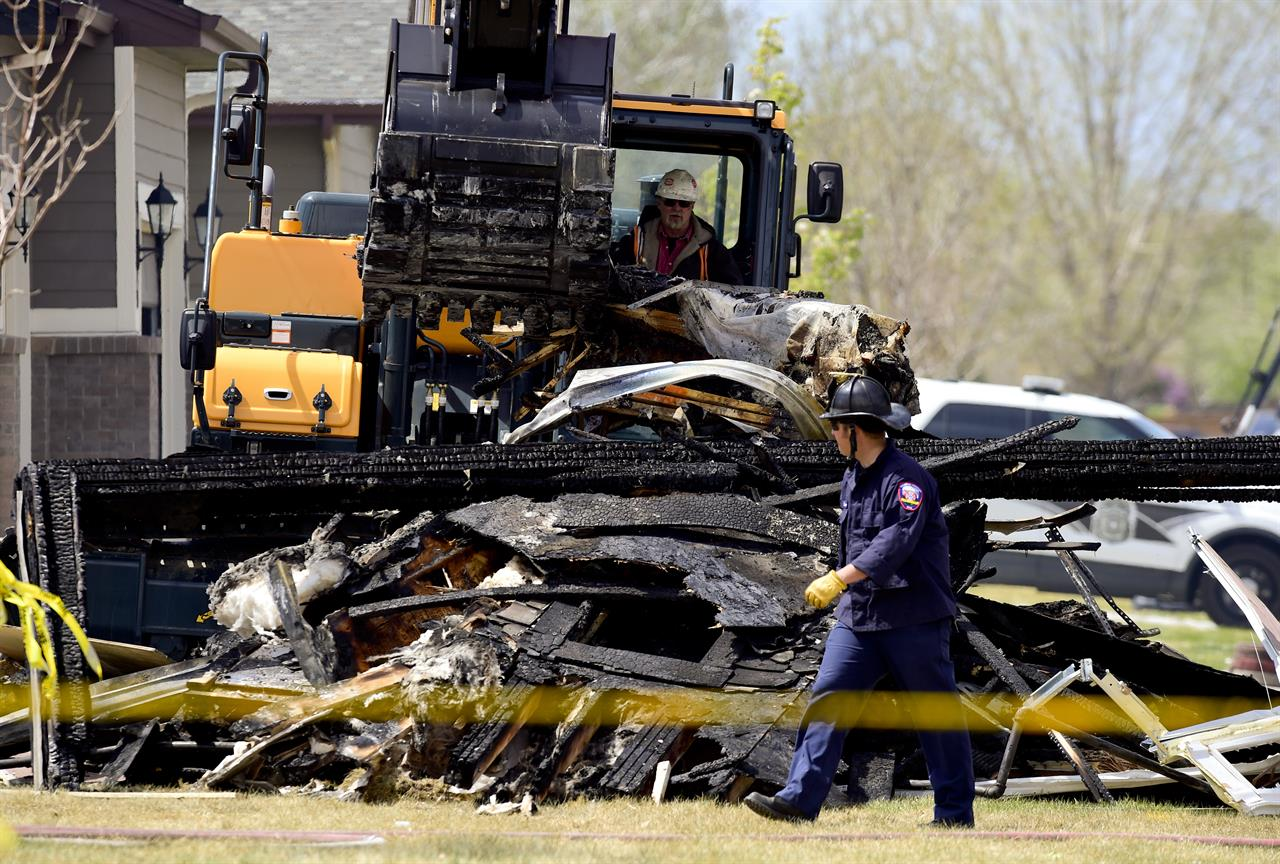 Colorado: No sign yet of well leak in fatal home explosion