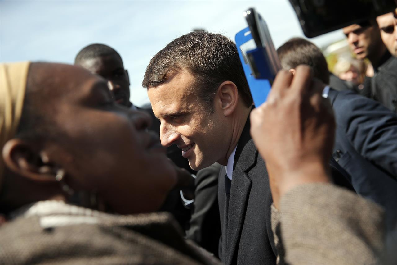 Not just a new president, new faces for France's ...