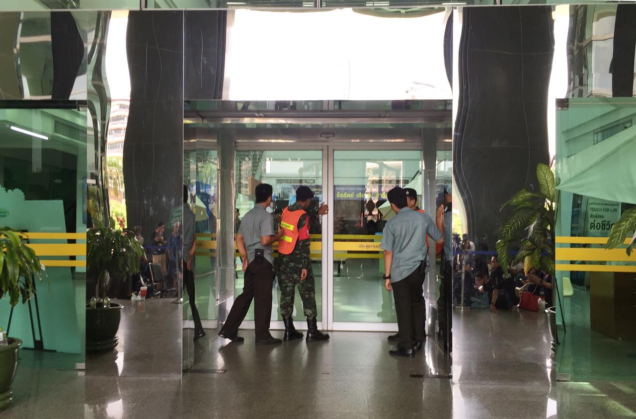 ... Thai police running hospital bomb probe as security reviewed ... & Thai police running hospital bomb probe as security reviewed | AM ...