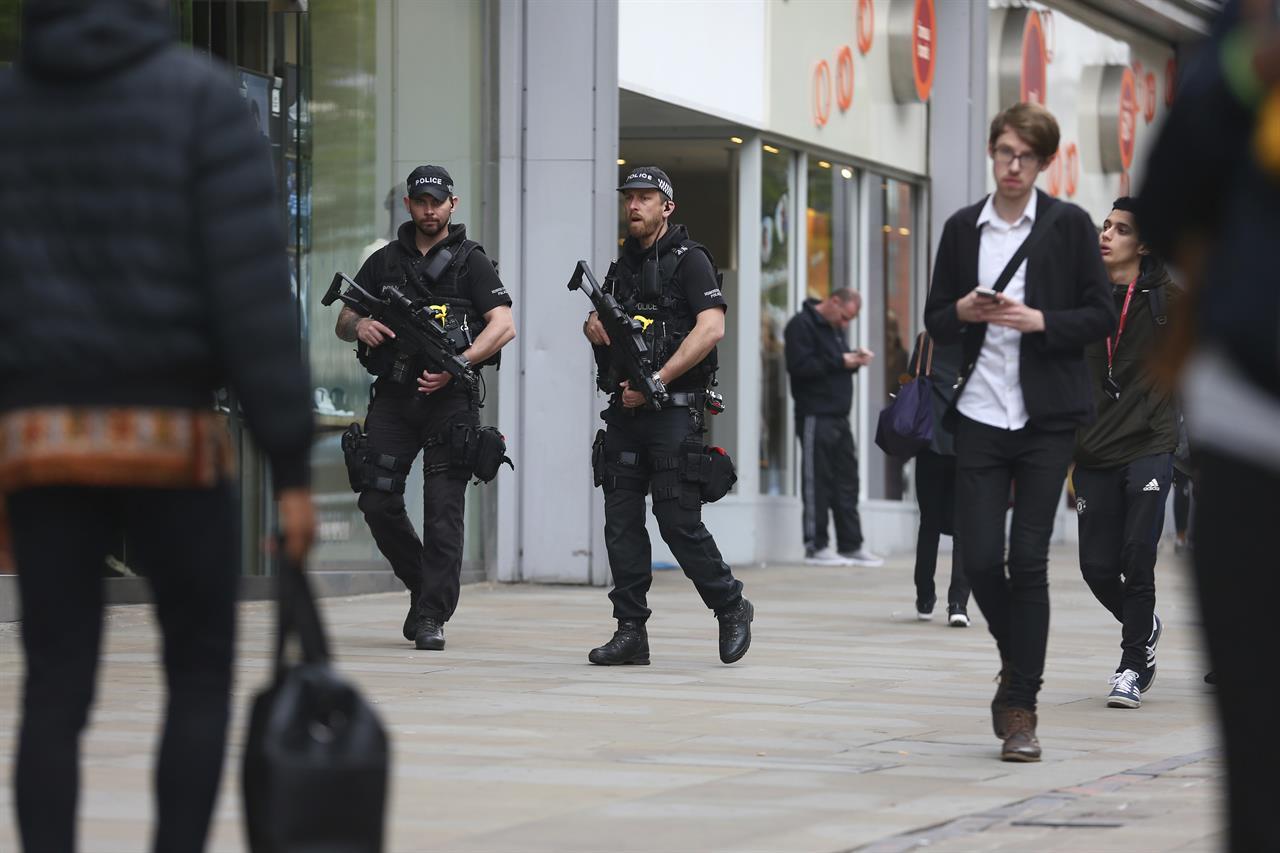 The Latest: US lawmaker says UK bomb showed 'sophistication' | AM