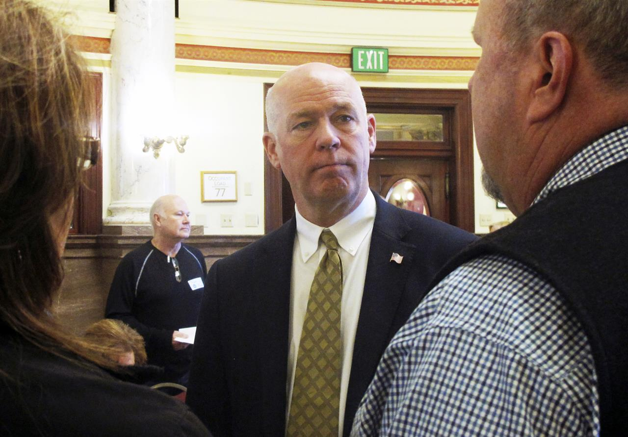 Next for Montana's new congressman: Day in court, then DC