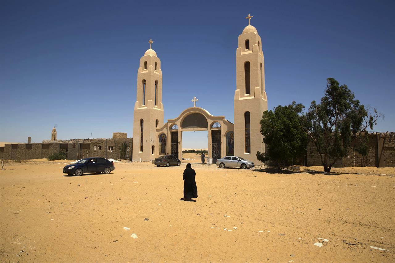 Ap Explains Who Are Egypt S Coptic Christians Seattle Wa