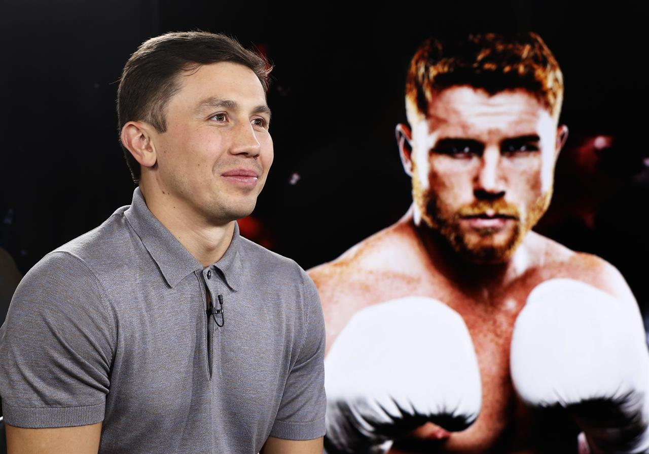 The real thing in boxing is Canelo vs Triple G ...