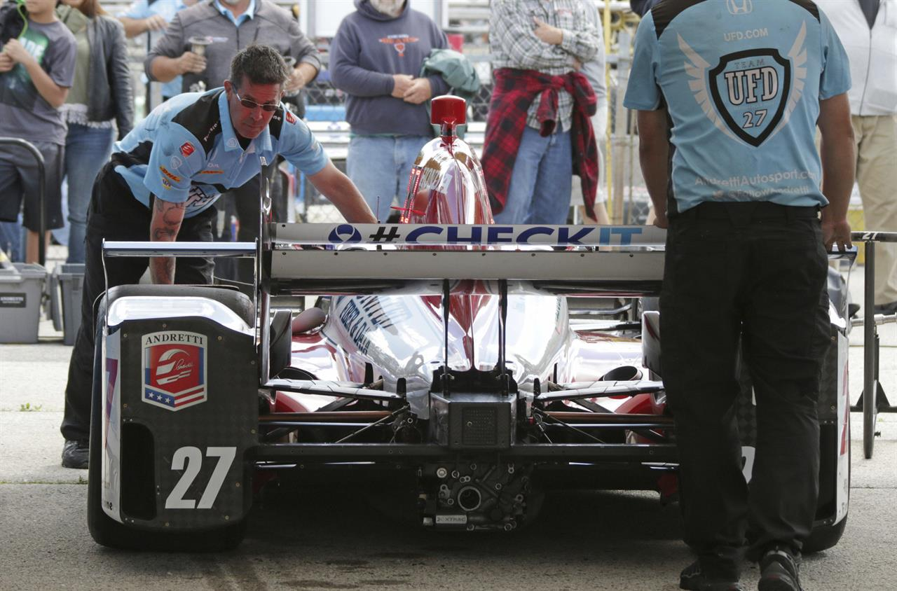 Scott Dixon spoils Penske party to win at Road America | AM