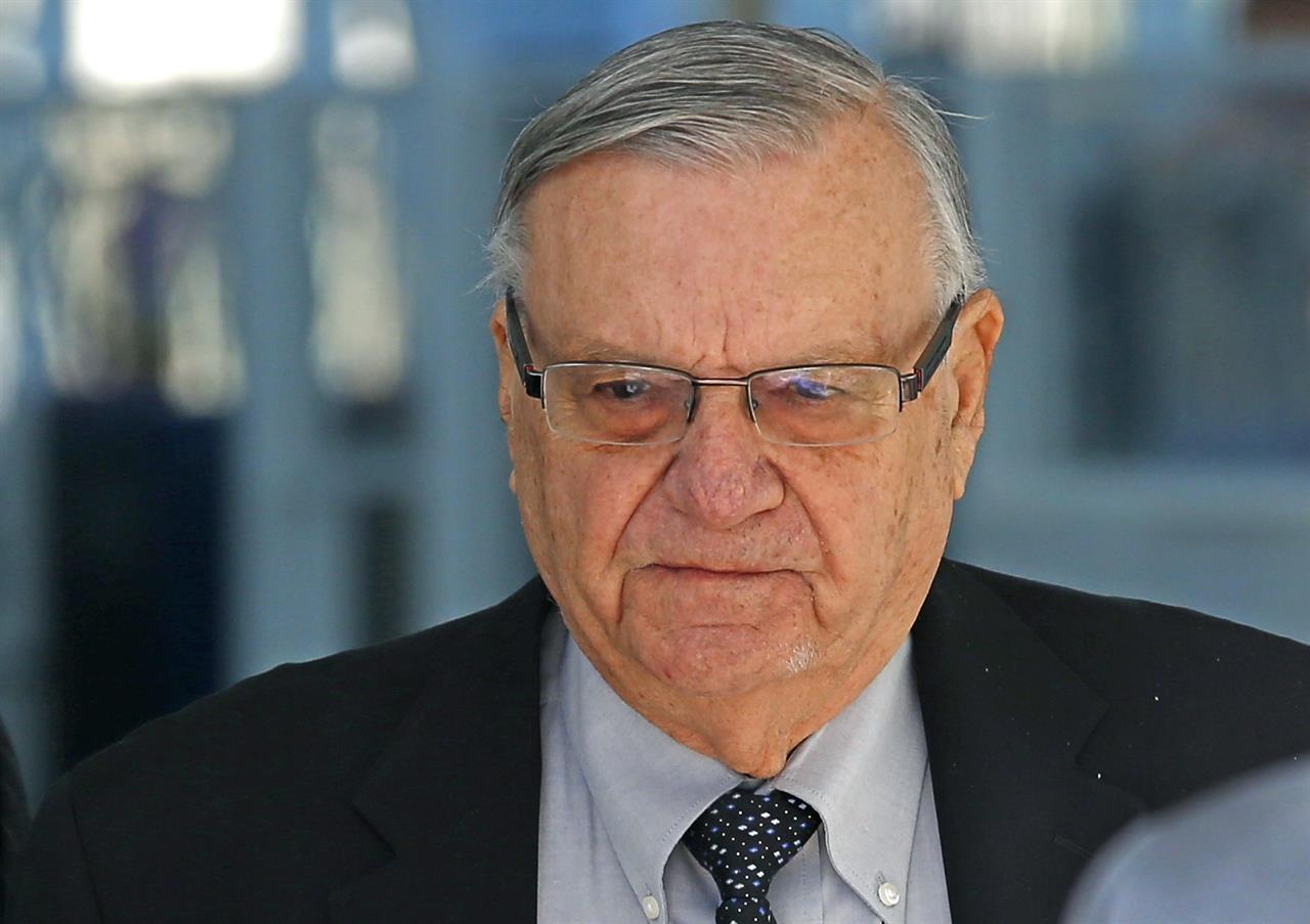 Trial begins of ex-Sheriff Joe Arpaio's immigration actions