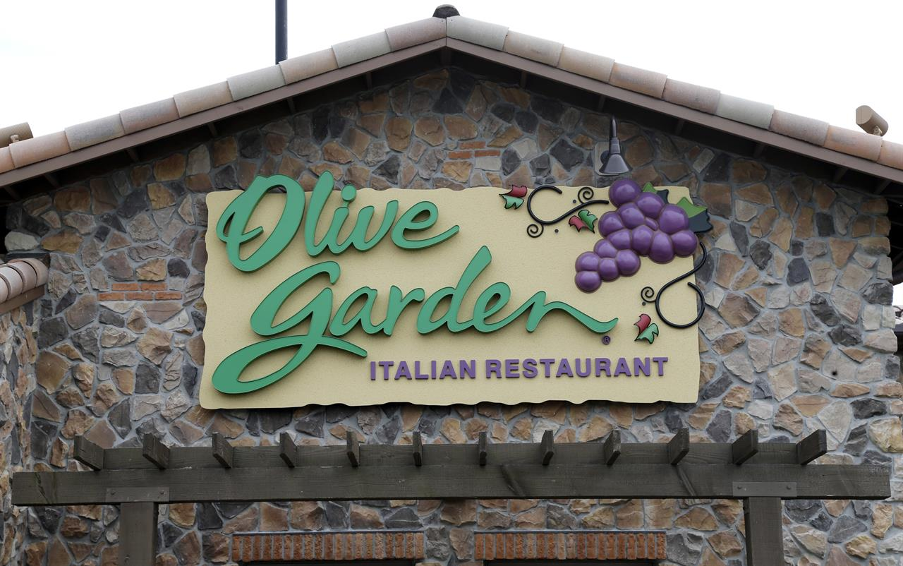 Darden Ceo Millennials Still Enjoy Chains Like Olive Garden The