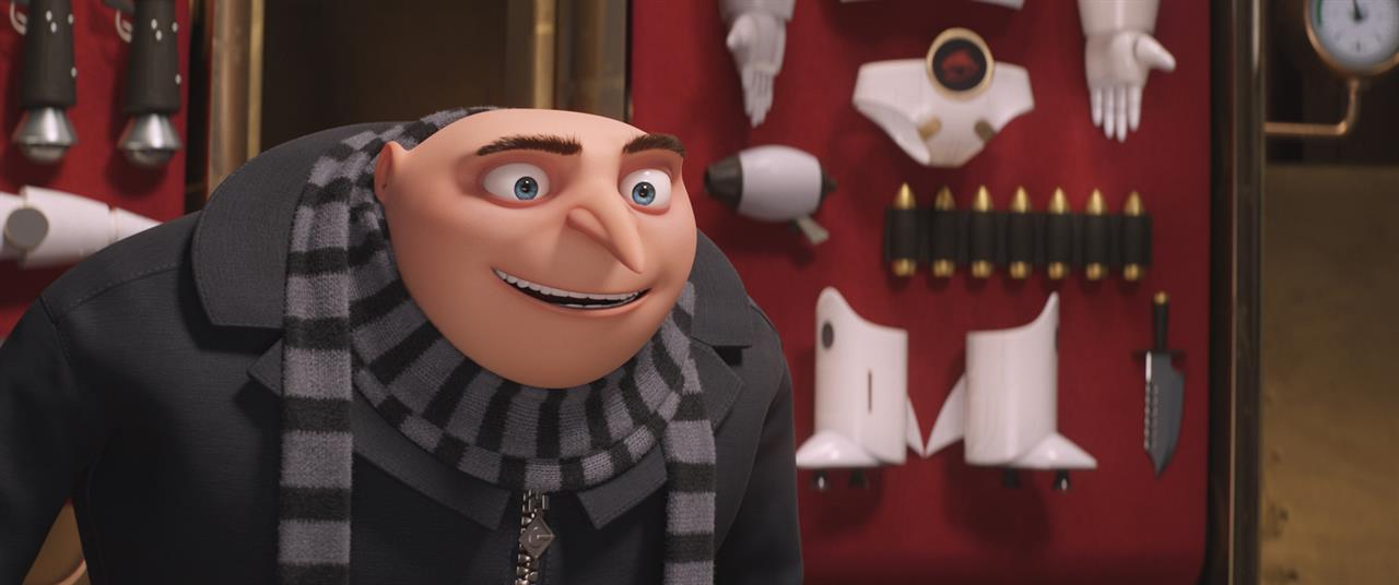 Review: More Carell, but fewer ideas in 'Despicable Me ...