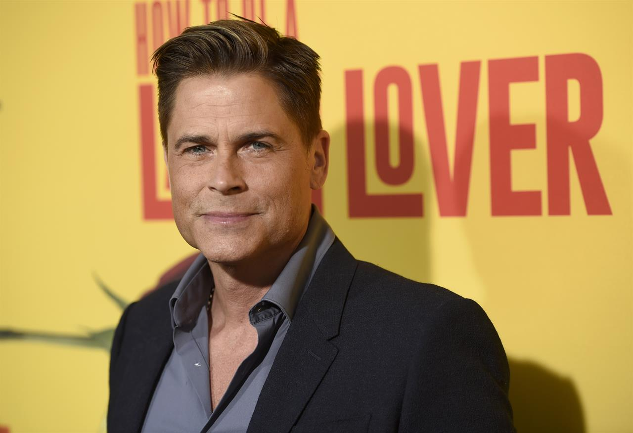 Rob lowe says he feared death during bigfoot like encounter 710 rob lowe says he feared death during bigfoot like encounter ccuart Image collections