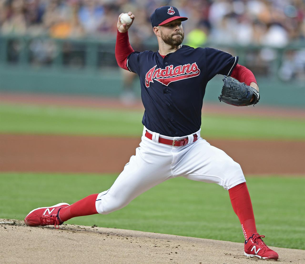 Athletics Tigers Game Suspended In 7th With A S Up 5 3: All-Star Fulmer Outlasts Kluber As Tigers Top Indians 5-3