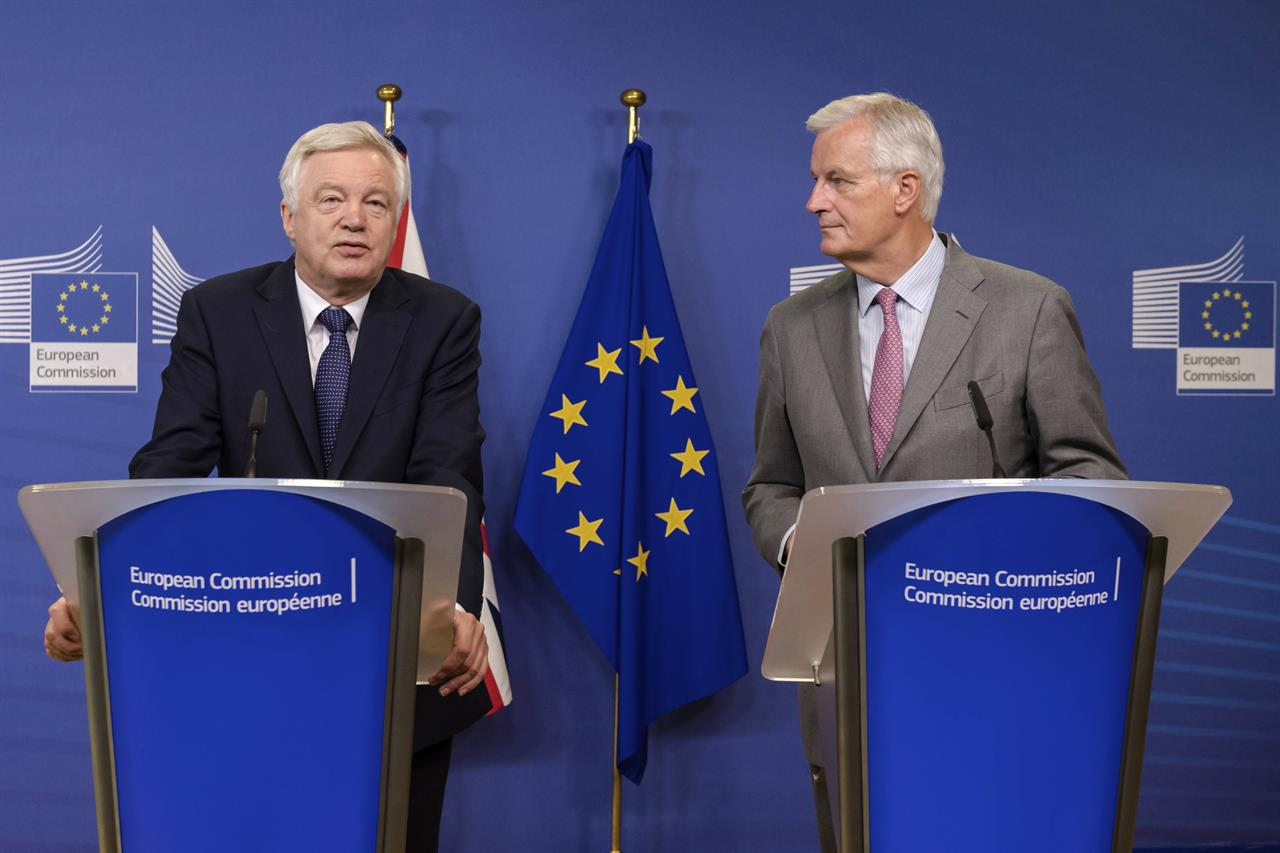 Brexit talks begin in earnest with citizens' rights in ...