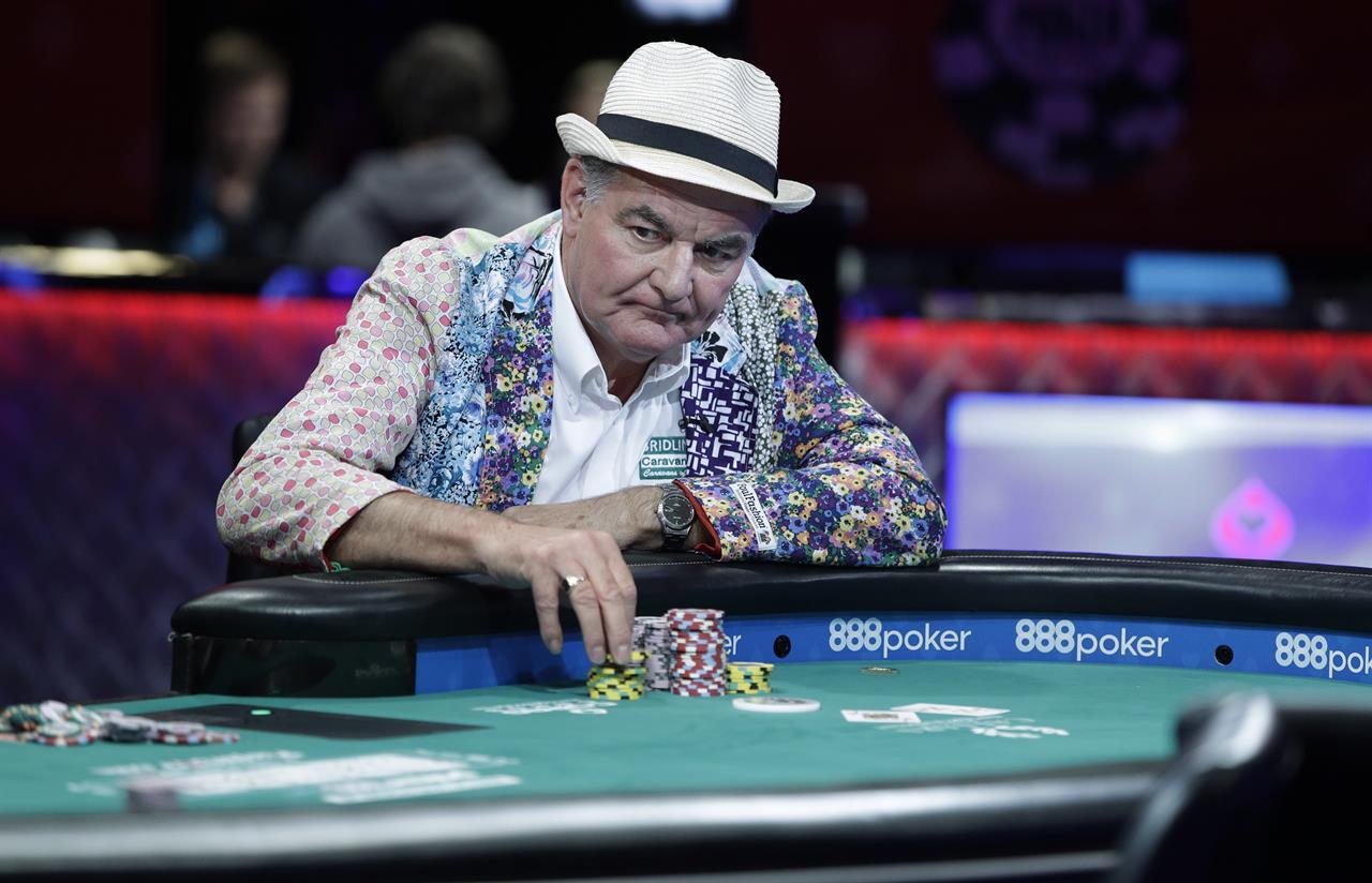 Who won the 2017 world series of poker last night chaise bureau ergonomique sans roulettes