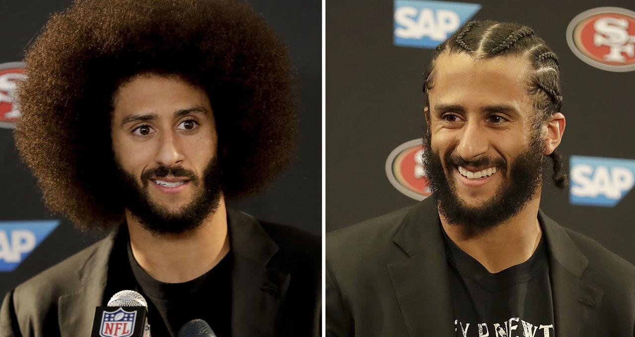 michael vick: kaepernick needs a haircut for job search