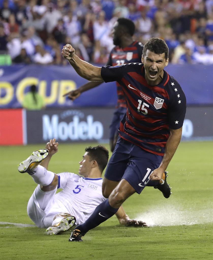 Denver Levins: US Survives Bites, Tops El Salvador 2-0 To Advance