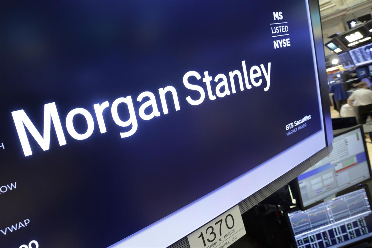 Trading helps Morgan Stanley's profit beat forecasts | AM 970 The