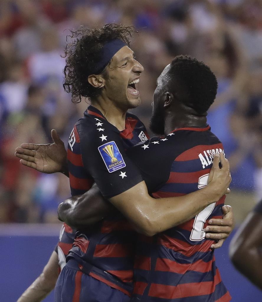 US Survives Bites, Tops El Salvador 2-0 To Advance