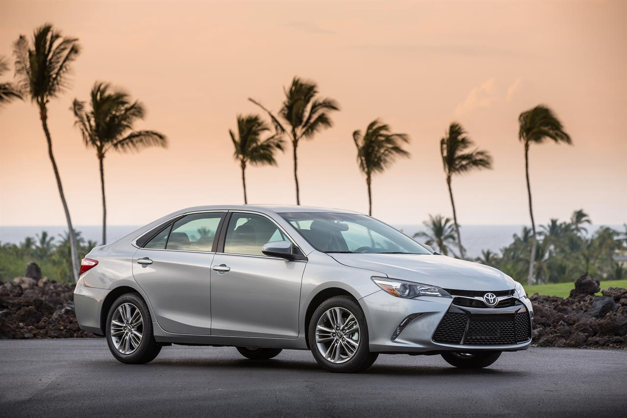 This Photo Provided By Toyota Shows The 2017 Camry Midsize Sedan Which Is Scheduled To Be Replaced With An All New Model In Early August Edmunds