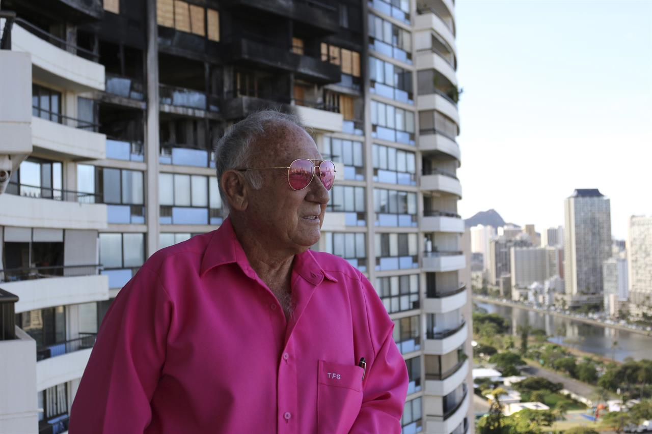 apnewsbreak: honolulu high-rise had outdated fire alarms | 710
