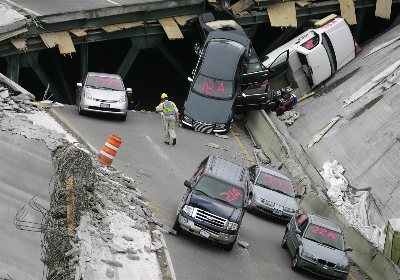 Minnesota bridge collapse still reverberates 10 years later