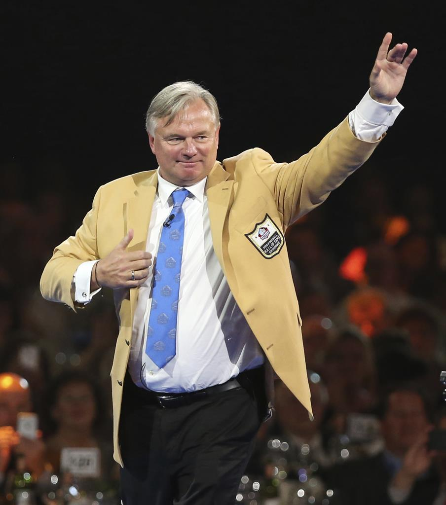 ... Members of football Hall of Fame champion their causes ... 9a114dee7