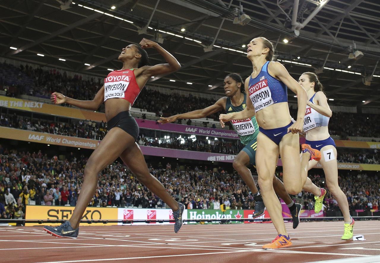 London Athletics Food Poisoning