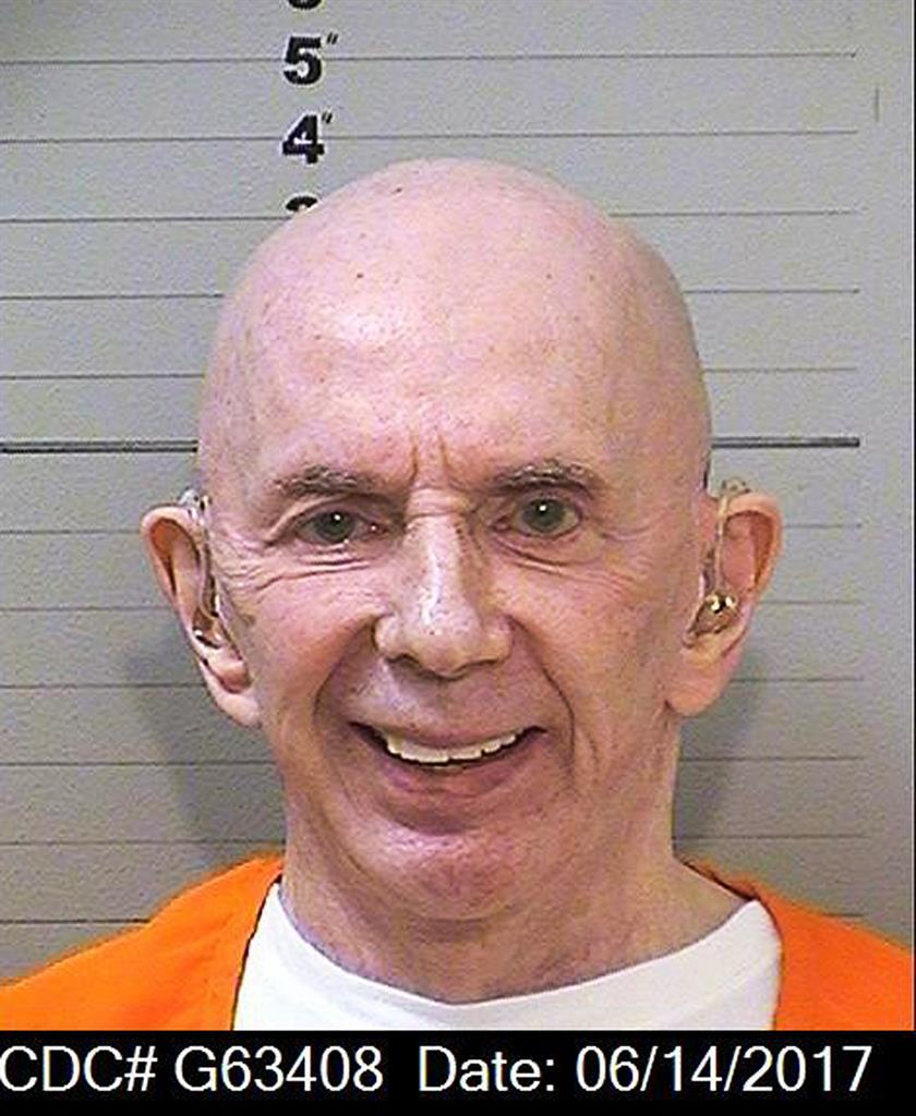 Hearing Aids Are Music To The Ears Of This Concert Violinist: New Mugshot From Prison Shows A Completely Bald Phil