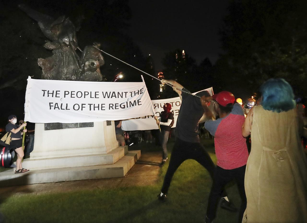 Image result for peace monument atlanta