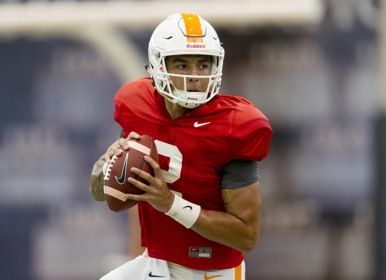 Redshirt freshman QBs could make huge impact in SEC ...