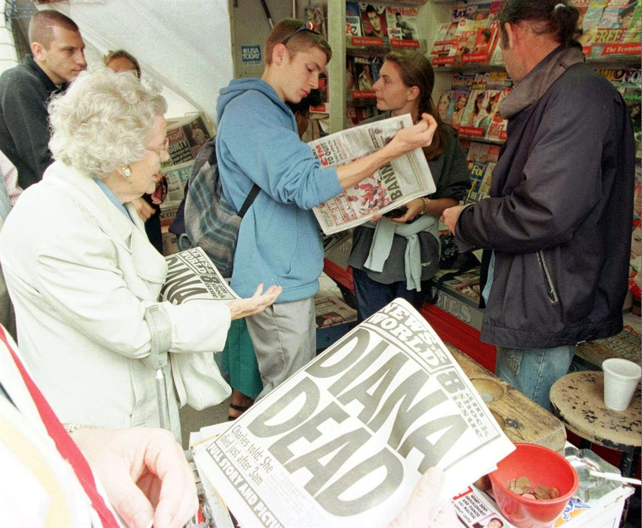 AP Was There: Princess Diana dies in Paris car crash | The