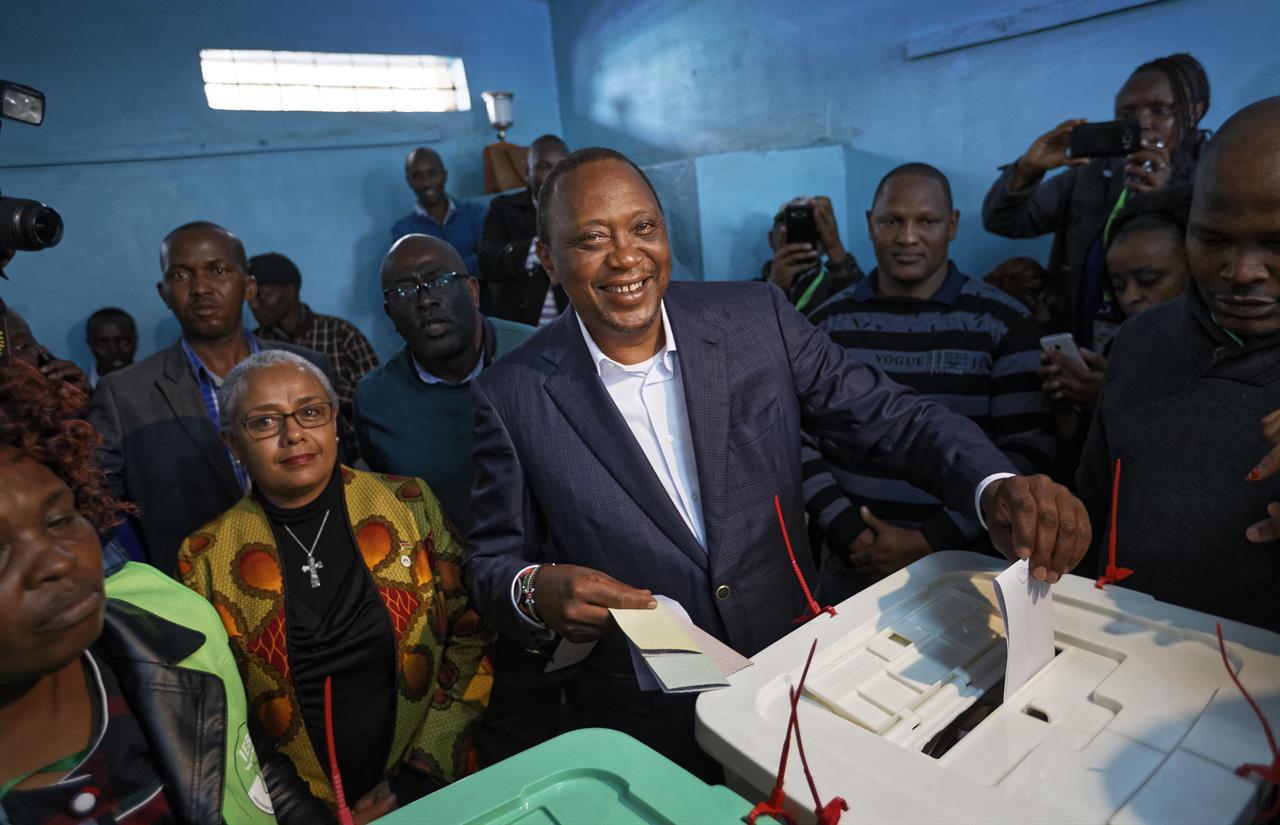Kenya officials say fresh presidential polls on Oct. 17 ...