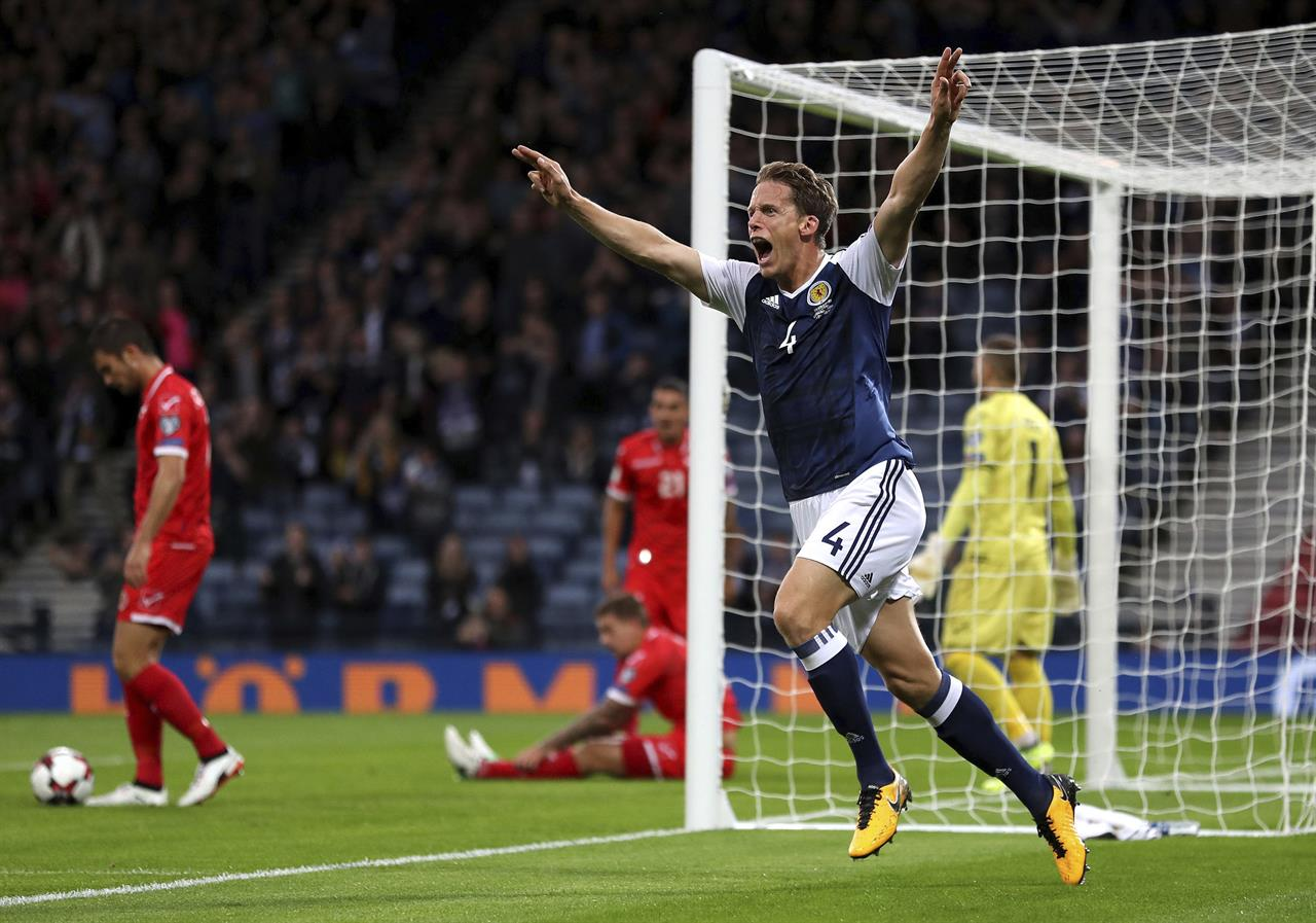 England Close In On World Cup Qualification