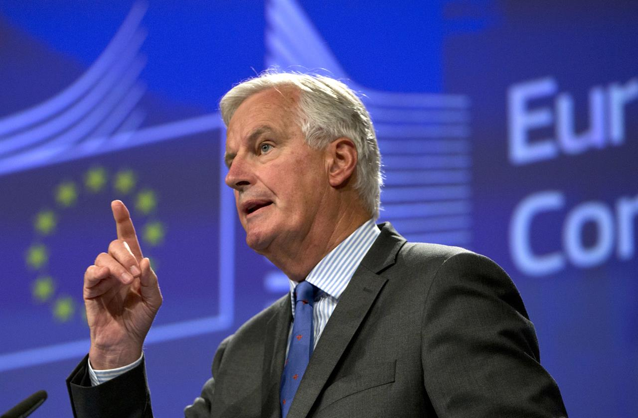 The Latest: EU says Britain has to meet budget commitments ...